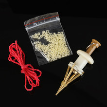 Portable Fishing Baits Lightweight Clip Fishing Lures Professional Earthworm Bloodworm Clip Fishing Tackle Accessory