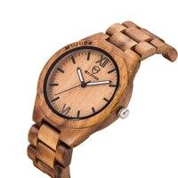 Luxury watches for men wrist watch men hand watch popular handmade wood watch by Amerial and EU