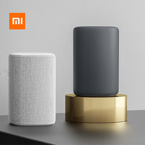Image 1 - Original Xiaomi Xiaoai HD bluetooth Smart Speaker AI Bass 30W Subwoofer Music Player 360 Degree Surround Stereo Mic Subwoofer
