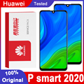 Original 6.1 ''IPS Display Für Huawei P Smart 2020 LCD Touch Screen Digitizer Montage Für P Smart 2020 POT-LX1A LCD Display