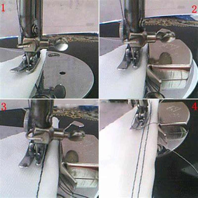 1 PC Universal Magnetic Jahitan Panduan Tekan Kaki Mesin Jahit Alat DIY Kerajinan Kaki Bagian Alat Rumah Tangga