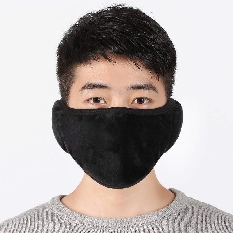 2 Pcs/Lot Warm Half Face Mask Winter Accessories Windproof Outdoor Masks