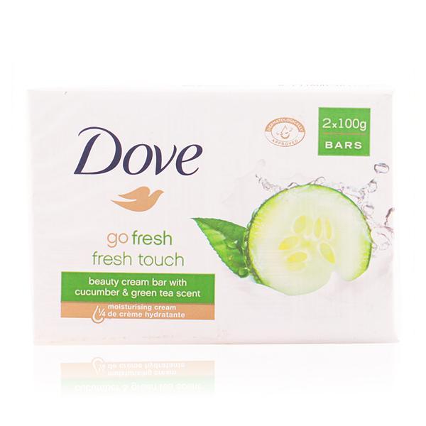 Hand Soap Go Fresh Dove (2 Pcs)