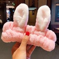 pink rabbit ears