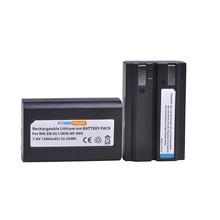 PowerTrust EN-EL1 ENEL1 Batterie 1400mAh pour Nikon EN EL1 CoolPix 4300 5400 8700 500 775 880 885 990 995 Bateria