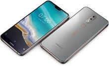 Smartphone originale Nokia 7.1 octa-core 5.84 pollici 3GB RAM 32GB ROM 12MP LTE cellulare con impronta digitale sbloccato, spedizione gratuita