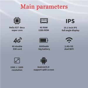 Image 3 - ALLDOCUBE M5X Pro планшет с 10,1 дюймовым дисплеем, десятиядерным процессором MTK X27, ОЗУ 4 Гб, ПЗУ 10,1 ГБ, 8,0x128, Android 2560