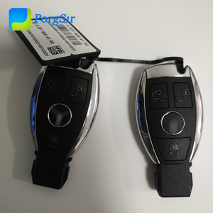 Image 3 - 3 Button 434 MHz Smart Keyless go Proximity Remote Control Key Virgin Blank for Mercedes Benz FBS4 System