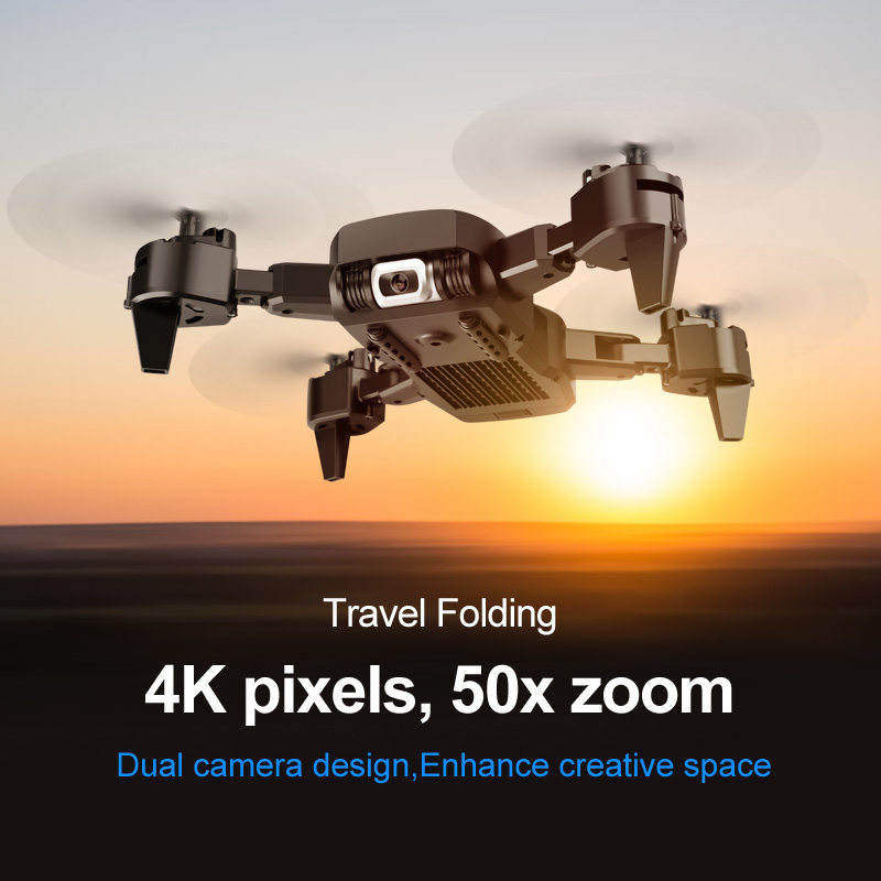 mini drones with camera hd fly 20 minute rc helicopter selfie drones dron quadcopter micro remote control Dual cameras Long life