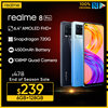 realme 8 Pro Russian version 108MP Camera Snapdragon 720G Smartphone 6.4'' Display AMOLED 50W Super Dart Charge 4500mAh Battery 1