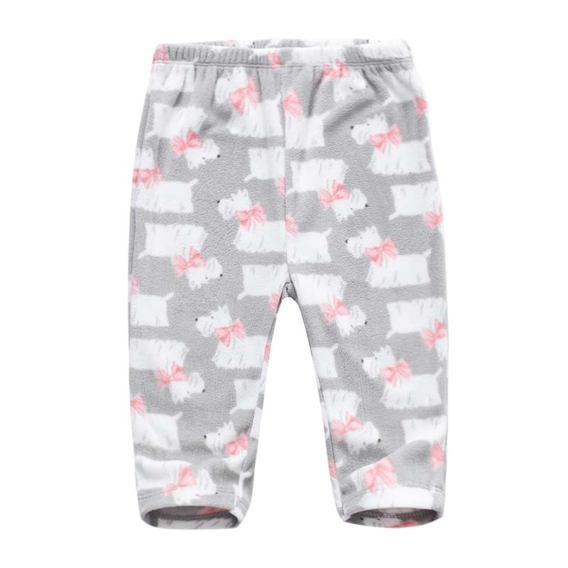 Babies Girls Pants Casual Trousers 6-24 Months Clothing Autumn Winter Lucky Child Trousers Pants