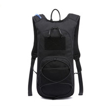 New 2L Outdoor Backpack Molle Military Tactical Hydrator Pouch Cycling Water Bag Camping Hiking Nylon