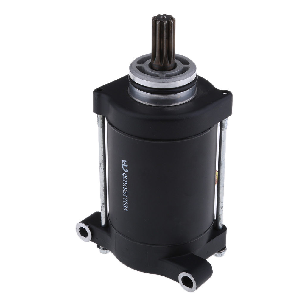 12V 9 Tooth Starter Motor For CFmoto Scooters 600CC 0600-091100 Replacement