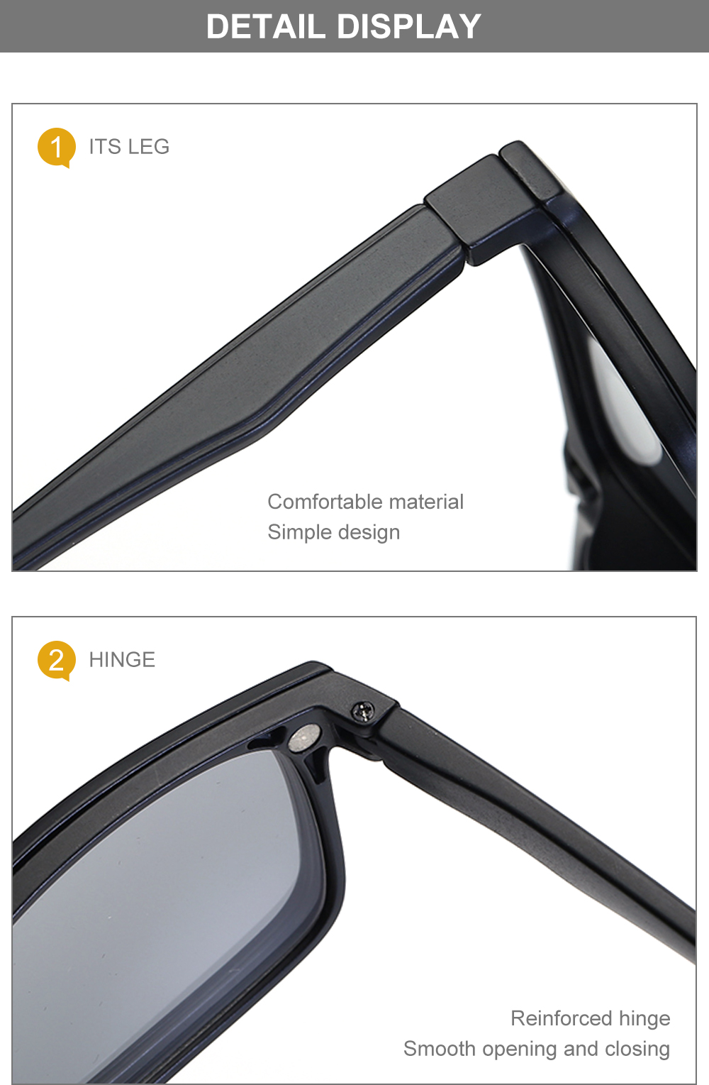 5 in 1 Magnet  lenes Sunglasses Clip Mirrored Clip on Sunglasses Clip In Glasses Men Polarized Eyewear Custom Prescription