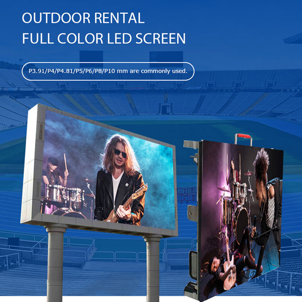 <font><b>Outdoor</b></font> <font><b>LED</b></font> display p4 p5 p6 p8 <font><b>p10</b></font> <font><b>module</b></font> screen <font><b>led</b></font> digital video wall waterproof <font><b>led</b></font> <font><b>modules</b></font> SMD 3535 image