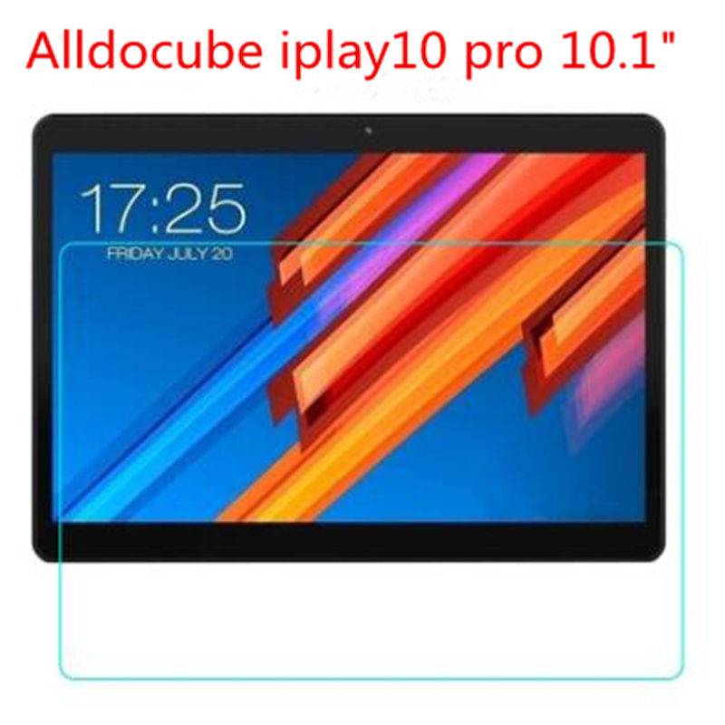 Original Tempered Glass For ALLDOCUBE IPlay10 Pro Glass Film Screen Protector Film