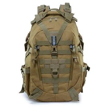 الرياضة حقيبة الظهر التنزه في الهواء الطلق على ظهره المهنية المشي حقائب camouflage حقيبة ظهر بسعة كبيرة أكسفورد ظهره