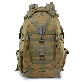 Mochila deportiva mochila de senderismo al aire libre mochila profesional de camuflaje mochila de gran capacidad mochila oxford
