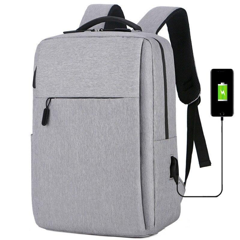 2019 New Laptop Usb Backpack School Bag Rucksack Anti Theft Men Backbag Travel Daypacks Male Leisure Backpack