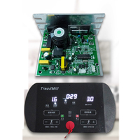 Treadmill Universal Control Board Circuit Board Display Panel 1.0HP 2.0HP 180V For DC Motor English Vison