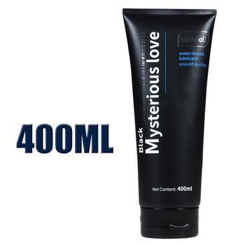 Lubricante para Sexo Anal Lube 400ml de gran capacidad Sexo Sexual lubricantes...