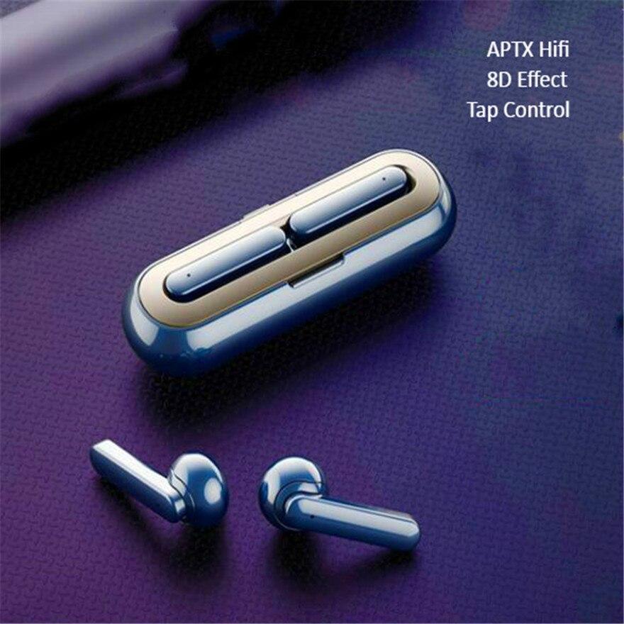 Aptx Hd Bluetooth écouteur haut de gamme écouteurs véritable sans fil écouteurs étanche 5.0 Tws Pro sans fil Bluetooth casque Qualcomm