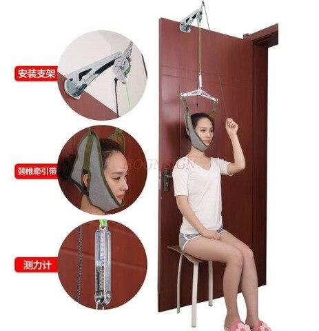 Porta suspens o cervical tra o quadro sling cervical tra o dispositivo casa cervical spondylosis