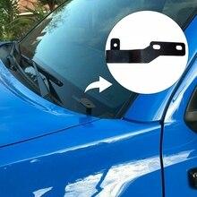 Hood-Mount Light-Brackets Led-Light-Pod Bracket-Kit/ditch Tacoma Metal for Toyota