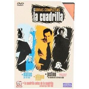 Pack the full grid leftovers [DVD] Film Cinema TV