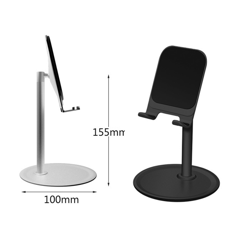 Universal Desktop Phone Holder Stand Alloy Adjustable Bracket for Phone Tablet SP99 in Phone Holders Stands from Cellphones Telecommunications