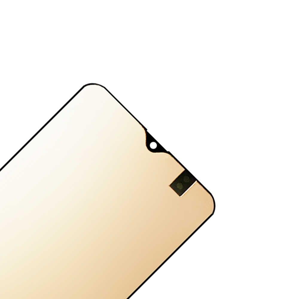 لسامسونج غالاكسي A20 A205/DS A205F A205FD A205A شاشة lcd تعمل باللمس محول الأرقام الجمعية لسامسونج A20 lcd