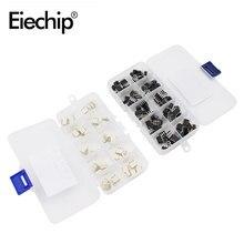Kit électronique de bricolage, 100 pièces, circuit intégré, adopte DIP IC NE555 UC3842 24C08 et optocoupleur 4N25 4N35 MOC3021 MOC3063