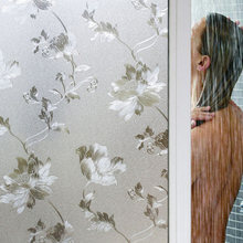 Креативные стеклянные наклейки матовые непрозрачные широкие