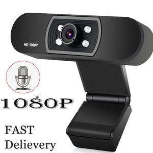 Full HD 1080P Computer Webcam