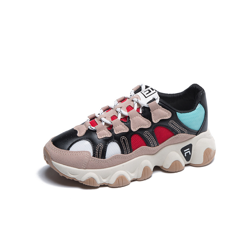 Dad WOMEN'S Shoes 2020 Spring New Style MacBook Athletic Shoes Women's Running Shoes INS Trendy Shoes Women Sneakers