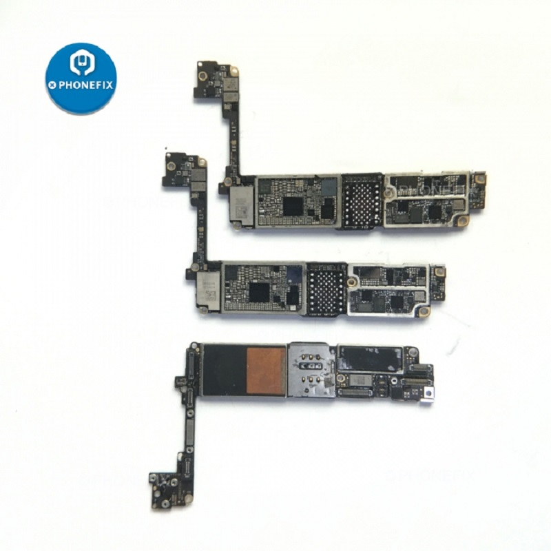 PHONEFIX Damaged Scrap Logic Board Without NAND For IPhone 6 6P 6S 6SP 7 7P Intel Qualcomm Motherboard Experience Skill Training