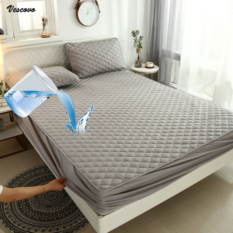 With Elastic Rubber Band Bed Sheet, King Fitted Sheet On Queen Bed