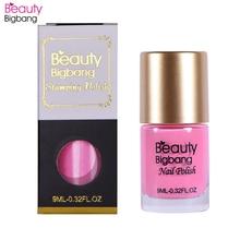 Nail-Polish-Set Pink Varnish Manicure Hybrid Semi-Permanant Prime All Beautybigbang 9ML