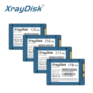 Image 3 - XrayDisk 2.5Sata3 Ssd 120gb 128gb 240gb 256gb 60gb 480gb 512GB 1TB Hdd Internal Solid State Drive Hard Disk For Laptop&Desktop