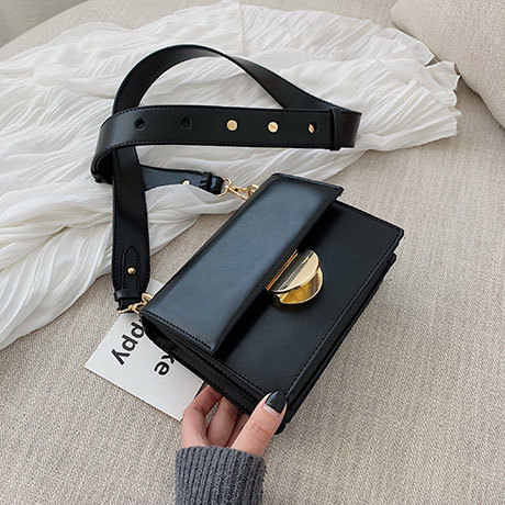 Элегантная женская квадратная сумка YL с клапаном, модная новинка 2020, Высококачественная дизайнерская женская сумка из искусственной кожи, Повседневная сумка-мессенджер на плечо