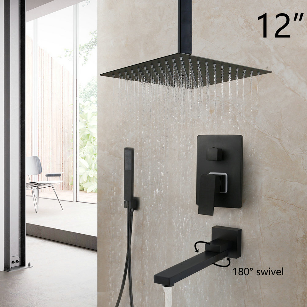 12 Inch Shower C2