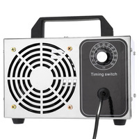 220v 28g/24g Ozone Generato Air Cleaner Home Ozonator Portable Ozon Ozonizer O3 Generator with Timing Switch