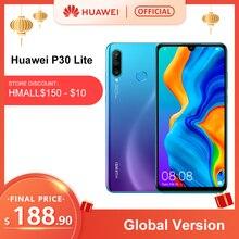 Global Version Huawei P30 Lite 4GB 128GB Smartphone 6.15 inch Kirin 710 Octa Core Mobile