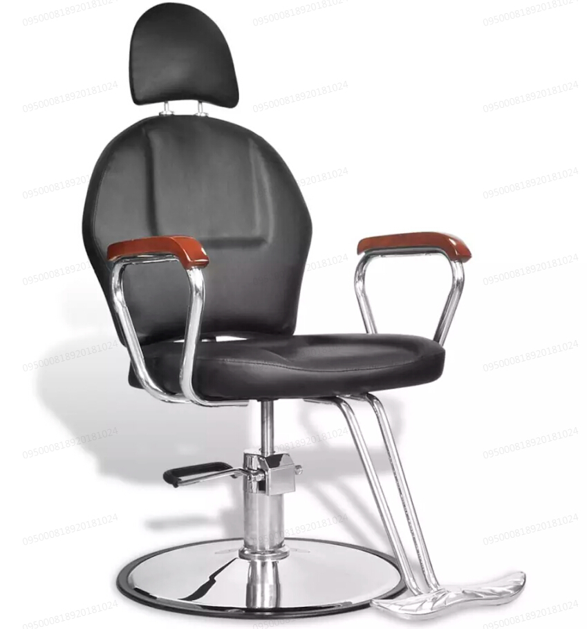 Professional Leatherette Beauty Salon Chair With Headrest 110122