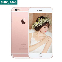 Used Unlocked Original iPhone 6S Plus 5.5inch Smartphones Fingerprint 16/64/128GB Cell Phones 1 SIM Card Mobile Phone