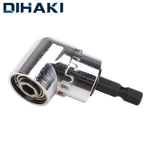 Image 1 - Right Angle Drill 105 Degree Right Angle Driver Angle Extension Power Screwdriver Drill Attachment 1/4inch Hex Bit Drill Bit