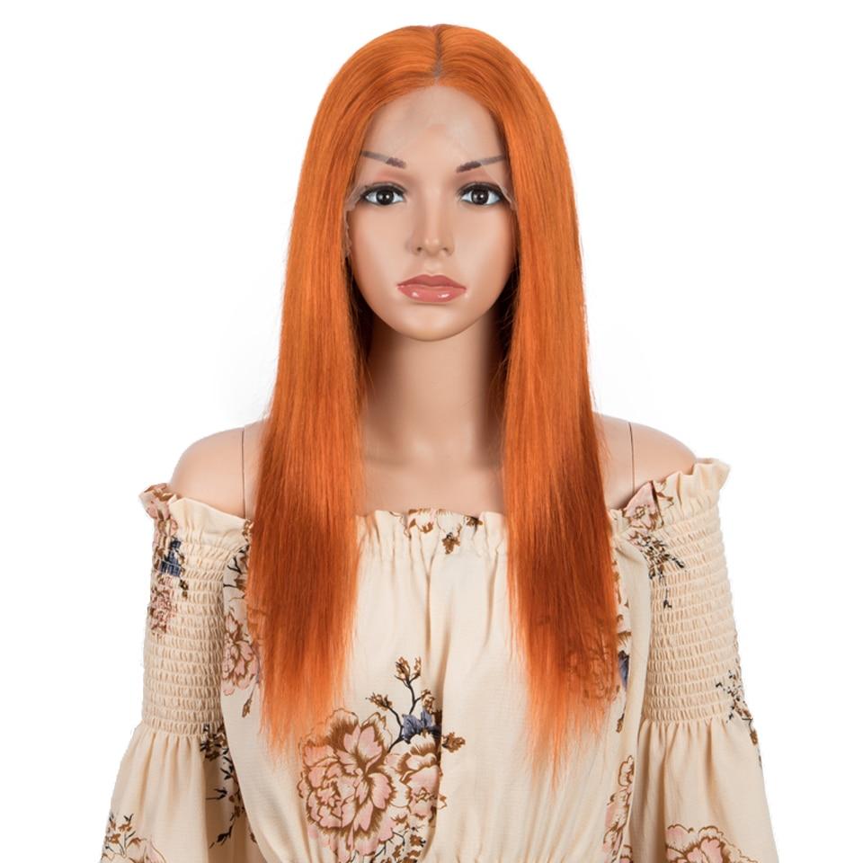 Remy forte peruca de cabelo humano, 4x4