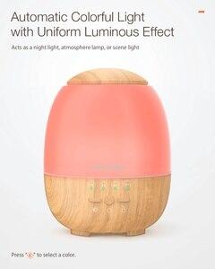 Image 2 - BlitzWolf BW FUN3 Wi Fi חיוני שמן מפזר קולי ארומתרפיה אדים APP בקרת בית שליטה 7 צבעוני אור