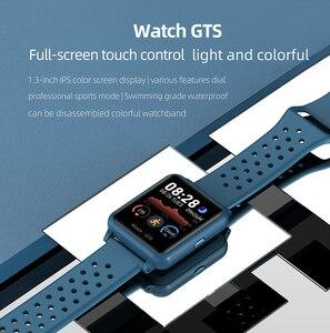 Image 3 - P29 Smart Watch Men Body Temperature Measurement Heart Rate Fitness Tracker Smart Clock Women GTS Smartwatch for Xiaomi
