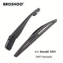 Задние щетки стеклоочистителя broshoo для suzuki sx4 hatchback